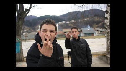 Geshok Mc ft. Pan!c - Proekt 1
