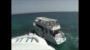 Катастрофа с две лодки