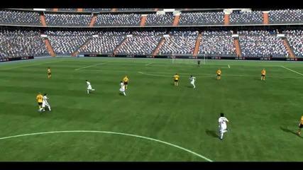 Fifa 11 | Гол