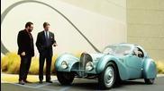 Най - Скъпата Кола В Света Bugatti Type 57sc Atlantic ( Ranging At $30 - $40 Million )