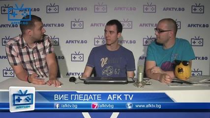 Интервю с шампионите на Eps - Starcraft 2 - - Afk Tv Еп. 34 част 2