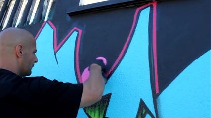 Weeno Wild style Graffiti