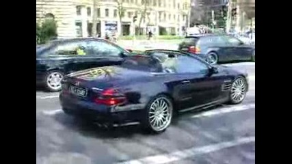 Mercedes - Benz Sl 55 Amg