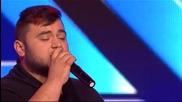 Росен Янчев - X Factor (10.09.2014)