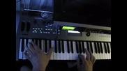 Privjet - изсфирена на синтезатор!