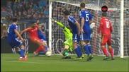 Босна и Херцеговина 2 - 0 Уелс ( Квалификация за Европейско първенство 2016 ) ( 10/10/2015 )