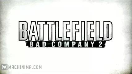 Battlefield Bad Company 2 Vip Map Pack 5 Trailer [hq]