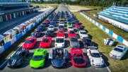 """Racetrack Experience 2017 Официален """"тийзър"""""""