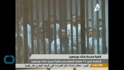 Egypt Sentences 22 Members of Brotherhood to Death: Judicial Sources