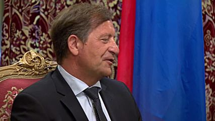 Russia:'Sanctions have not brought sizable results', Slovenian FM tells Lavrov