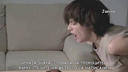 Превод - Disturbed - The Sound Of Silence