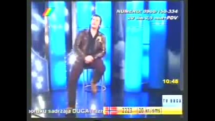 Aco Pejovic - Ne diraj mi noci - (TV Duga)
