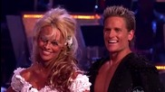 Pamela Anderson Damian - Paso Doble - Dancing With The Stars 2010