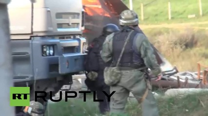 Russia: Russian Spetsnaz kill Caucasus Emirate leader
