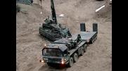Rc Tank/panzer , truck , Kran