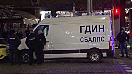 Катастрофира линейка, в която са били Ветко и Маринела Арабаджиеви