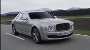 Комфорта и лукса са на висока цена: Bentley Mulsanne