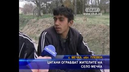 Цигани ограбват жителите на село Мечка