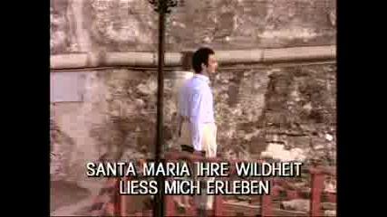 Karaoke - Roland Kaiser - Santa Maria. - .by