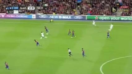Челси на финал Барселона - Челси 2:2 24.04.12