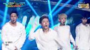 236.0805-3 Monsta X - Stuck, Music Bank E848 (050816)