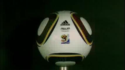 Perfect Grip - Jabulani 2010 official Fifa World Cup Match Ball