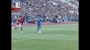 Цска - Левски 0 - 2
