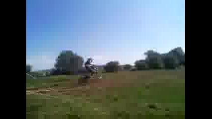 Много красив скок