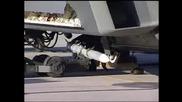 Изтрелване на Ракети - F - 22
