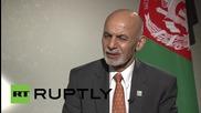 Президентът на Афганистан: Бруталността на тези, които участват в терористични актове се увеличава