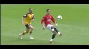 Кристиано Роналдо срещу Арсенал 2008/2009(h)