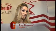 Rada Manojlovic, Sasa Matic, Dragana Katic & Lexington - Grand News - (TV Grand 24.06.2015.)