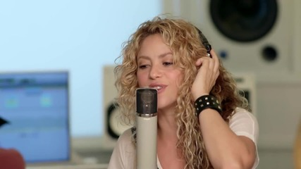 Shakira - Try Everything ( Official Video )