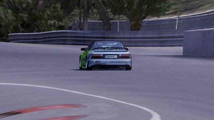 Live For Speed - Fern Bay Black Rev On Drift