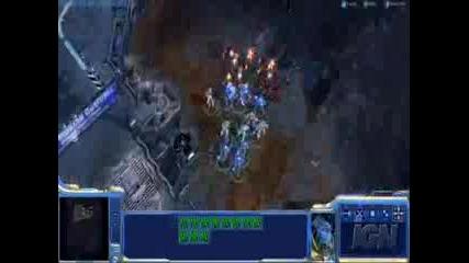 Starcraft 2 Zealots