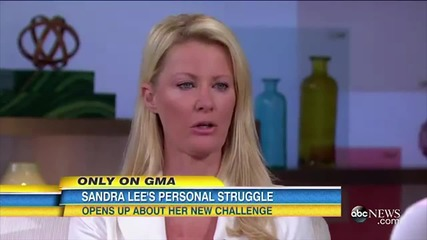 Sandra Lee Reveals She Has Breast Cancer on 'Good Morning America'