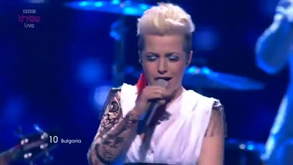 Евровизия 2011 втори полуфинал - България