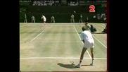 Wimbledon 1994 : Сампрас - Иванишевич