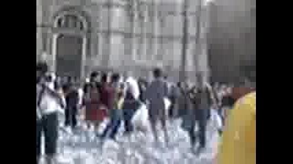 Бой С Вьзглавници В Италия - Болония