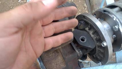 Вентилатор от турбокомпресор