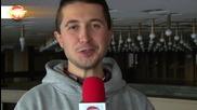 Рафи: Продължавам да залагам на спортната тематика в клиповете си