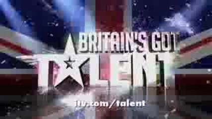 Fred Bowers - Britains Got Talent