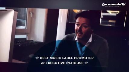 28th International Dance Music Awards (idma) _ Vote for Armada Music!