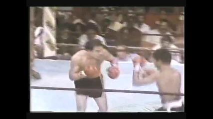 Най-бързите боксьори на всички времена