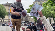 France: Pro-Palestine rally in Paris interrupted by police following ban