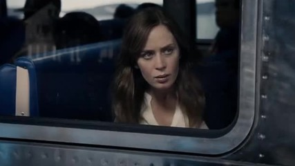 'the Girl on the Train' Official Trailer 2016 - Emily Blunt Haley Bennett (movie Hd)