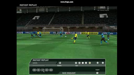 Top Goals 34 - Първа Лига (2) vs. dog kamikatze