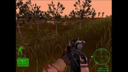 Delta Force Bhd - River Raid Part 1