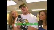 John Cena В Съблекалнята На Жените
