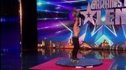 Брат и сестра с невероятни умения с кънки - Britain's Got Talent 2015